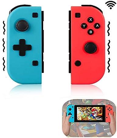 Wireless Controller para Nintendo Switch, ANTCOOL Gamepad ...