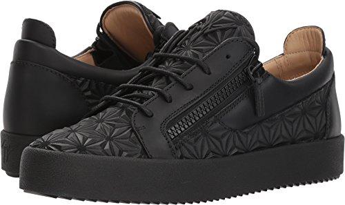 Van Giuseppe Zanotti Heren May London Picardy Laag Top Sneaker Zwart