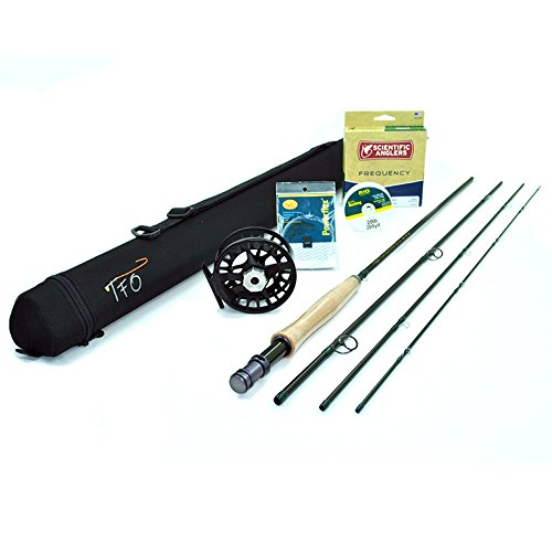 TFO BVK Fly Rod Outfit (5wt, 9'0