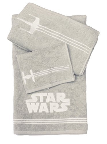 Star Wars Classic 3 Piece Cotton Bath Towel Set