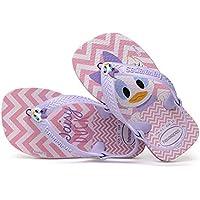 Havaianas Sandálias New Baby Disney Classic, Rosa Quartz