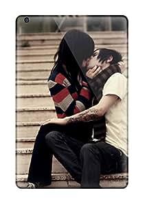 Oscar M. Gilbert's Shop New Style 4476736J58419442 New Ipad Mini 2 Case Cover Casing(emo Love Kisss)