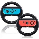 Par De Volantes Nintendo Switch Joy-con Wheel Controller