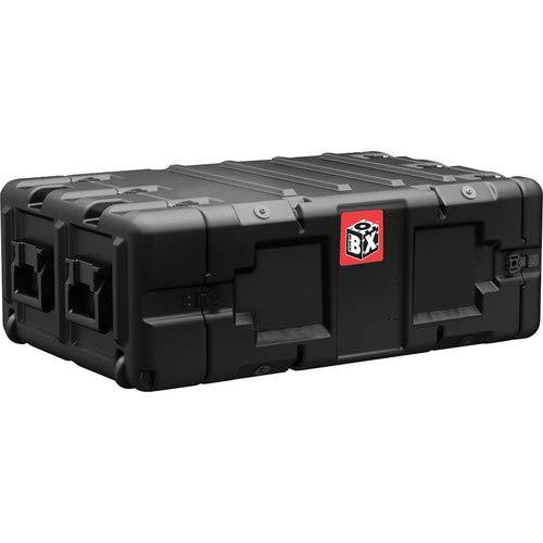 Hardigg BlackBox 4 RU Rackmount Case (M6 Threads) [並行輸入品]   B07QVQ378D