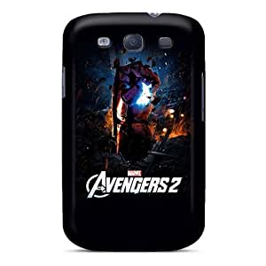 InesWeldon Samsung Galaxy S3 Protective Hard Cell-phone Case Customized Realistic Big Hero 6 Pictures [PUJ15296Pgtz]