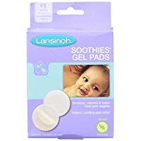 Lansinoh Laboratories Soothies Gel Pads, 2 Count