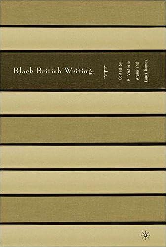 Black British Writing