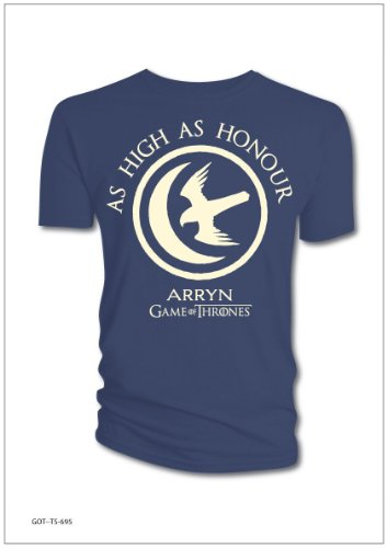Official Game of Thrones Arryn 'As High as Honour' T-Shirt
