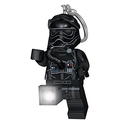 LEGO Star Wars Episode 8 : The Last Jedi - Tie Fighter Pilot LED Key Light]()