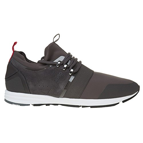 HUGO Hybrid Runn Herren Sneaker Grau