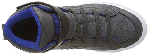 Converse Pro Blaze Hi Strap Leather - Zapatillas De Deporte  para hombre Gris (Gris/Noir/Bleu)