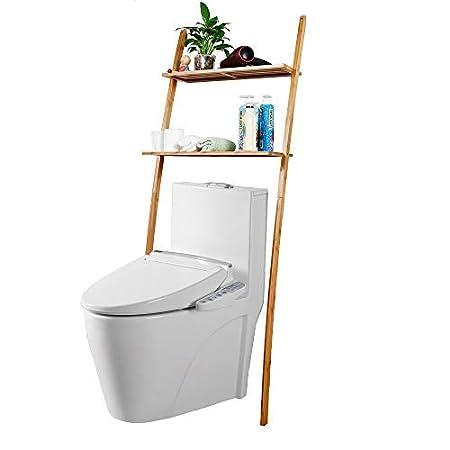 Toilettenregal Waschmaschinenregal Platzsparendes Badregal Aus