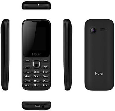 HAIER M220 Black Bluetooth Dualsim Smartphone Teléfono móvil: Amazon.es: Electrónica