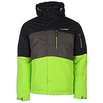 5c6ba36de Campri Ski Jacket Mens Navy Skiing Snowboarding Jackets Outerwear ...