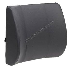 Amazon Com Portable Orthopedic Lumbar Back Support Memory