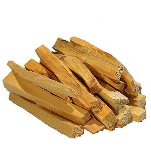 (Good earth Scents Premium Holy Palo Santo - 20 Smudge Sticks - 4.5 oz - 100% Natural and Organic)