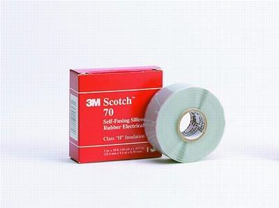 Scotch Self-Fusing Silicone Rubber Tapes 70 - 70 1x30 scotch siliconerubber tape