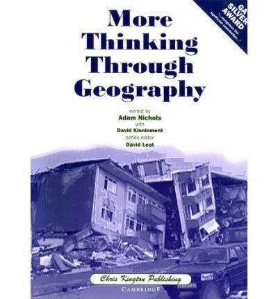 [(More Thinking Through Geography * * )] [Author: Adam Nichols] [Sep-2000]