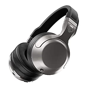 Skullcandy Hesh2 Wireless Over-Ear Headphone with Mic (Silver/Black)