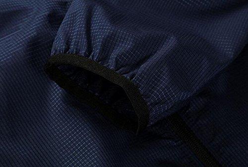 Aire De Abrigo De Los Al Grey Transpirable Masculina Ropa De Delgada Ropa Piel Libre Hombres Ropa Playa Deportivo La La De Protección De Solar De Chaqueta gXFxqHd5