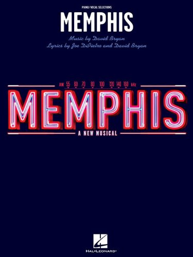 Download Memphis: Piano/Vocal Selections (Melody in the Piano Part) PDF