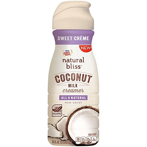 (Coffee-mate Natural Bliss Coconut Milk Sweet Creme Liquid Coffee Creamer, 16 fl oz)