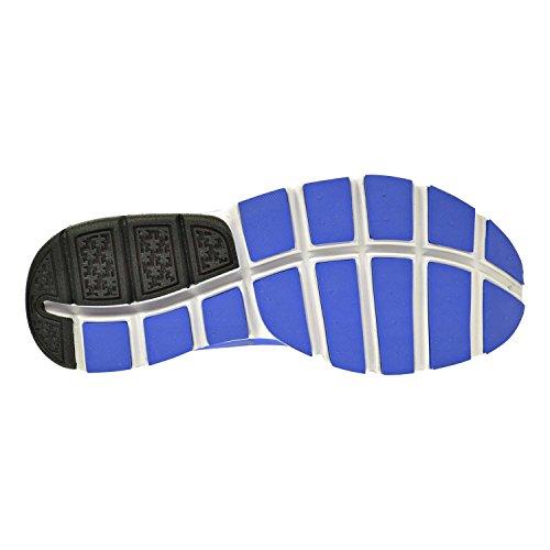 official photos 74228 d1189 ... Nike Hommes Chaussette Dart Se Premium Chaussure De Course Racer Bleu    Blanc   Racer Bleu