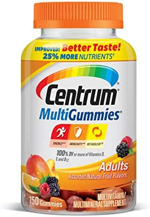 Centrum Multivitamin Multimineral Gluten Free Supplement product image