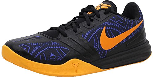 brand new 79883 6d0cf Nike KB Mentality Kobe Bryant Men s Basketball Shoes 704942-501 Black Purple  - Buy Online in Bahrain.   Shoes Products in Bahrain - See Prices, Reviews  and ...