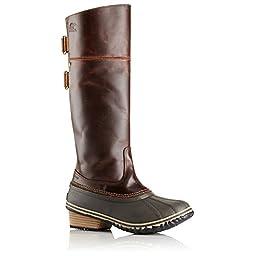 Sorel Slimpack Riding Tall II Boot - Women\'s Umber / British Tan 7.5