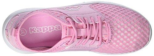 Kappa Sol - Zapatillas de casa Mujer Rosa (Rosé/white)