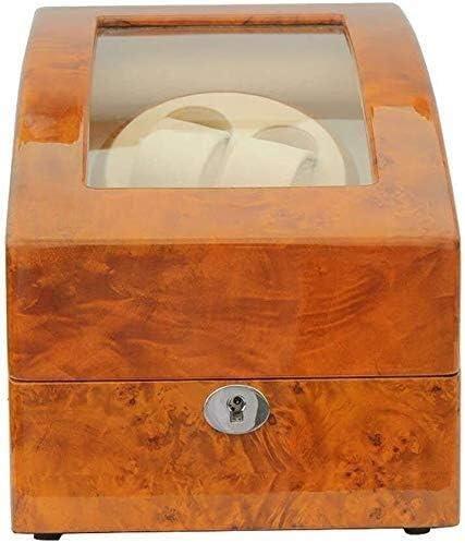 ギフトウォッチワインダーウォッチワインダーボックス2 + 3の自動ウォッチボックス腕時計ジュエリー収納ボックスウォッチワインダー