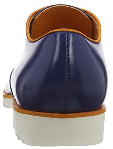 Hemsted & Sons Derby Blau/Orange