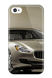 New Style Case Cover EIyZGiA10149ixdNB Maserati Suv 2 Compatible With Iphone 4/4s Protection Case