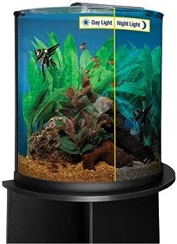 Marineland Half Moon 20-Gallon Fish Tank