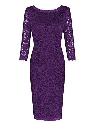 Purple Party Dresses - 5