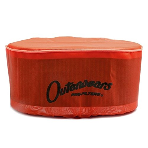 Red Outerwear Prefilter Oval 4.5