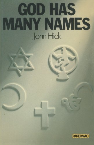 God has Many Names: Britain's New Religious Pluralism (Papermacs) by John Hick