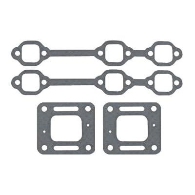 EXHAUST GASKET SET | GLM Part Number: 39870; Sierra Part Number: 18-4347-1: Automotive