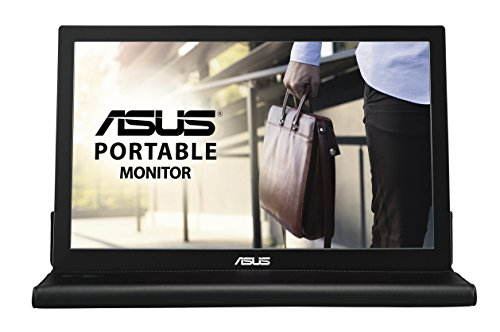 ASUS MB168B  HD Portable USB-Powered Monitor with USB 3.0