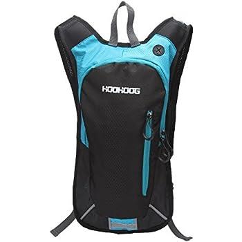 KOOKOOG Sports Hydration Backpack Water Reservoir Bladder, 2 Liters (70 Ounce)