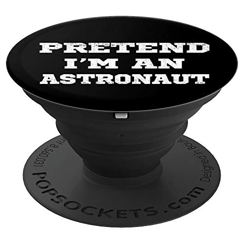 Pretend I'm an astronaut Funny Halloween Lazy Minute
