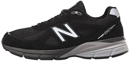 Noir Pour Course Chaussure 990v4 Balance De Hommes Argent New gHwwv1xq