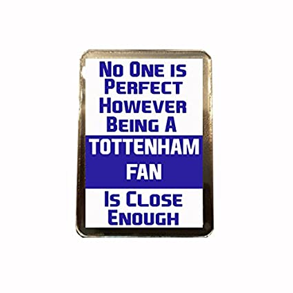 No One is Perfect Fridge Magnet Everton F.C Bourne Gifts