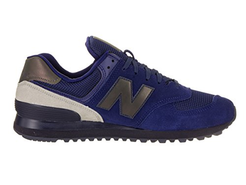 Uomo New NBML574MON Balance Blu Sneaker qwn6Zx7
