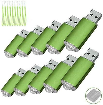 10 Usb Sticks Usb 2 0 Memory Sticks Speicher Sticks Computer Zubehör