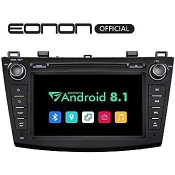 Amazon com: Eonon GA8165 Android 7 1 for 06-11 E90/E91/E92