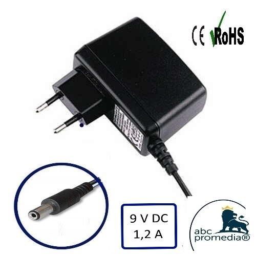 abc promedia®, Ersatz-Trafo, Steckernetzteil für Kettler Axos Cycle-P