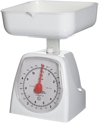 Learning Resources Ler2345 Platform Scale  11 Lb  Capacity
