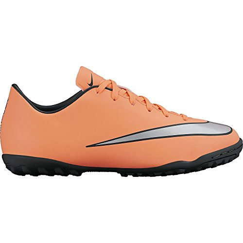 Nike Kids Jr Mercurial Victory V Tf Soccer Cleat (4.5Y) ()